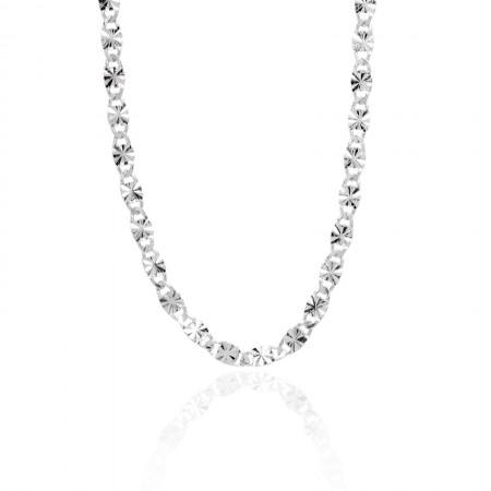 Collier Daisy Slim diamantiert aus 925 Sterlingsilber Test