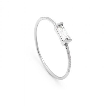 Ring Lilith Baguette 925 Sterlingsilber Test