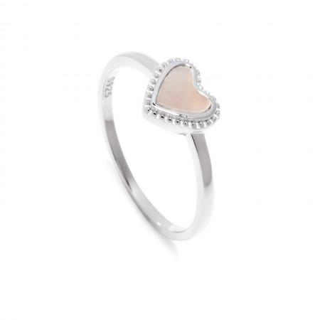 Ring MSC Perlmutt Love Edition 925 Sterlingsilber Test