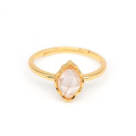 ring pink gold Test