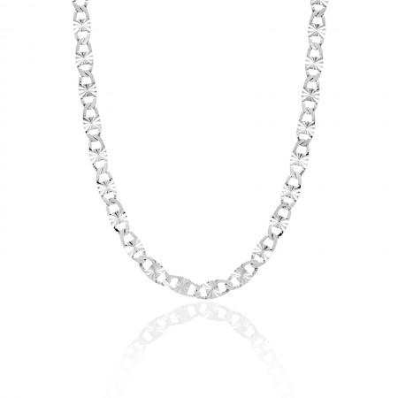 Collier Daisy diamantiert aus 925 Sterlingsilber Test