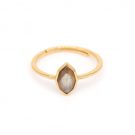ring labradorit gold Test