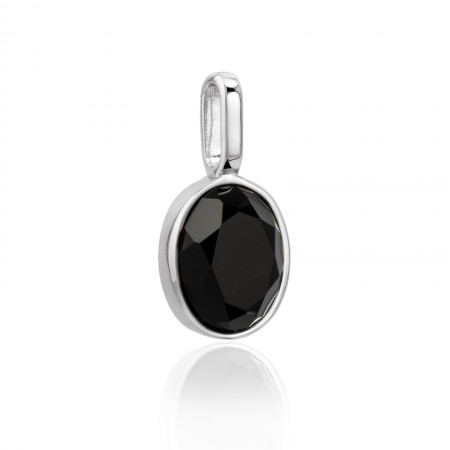 Miracle Stone Collection Onyx Oval 925 Sterlingsilber Test