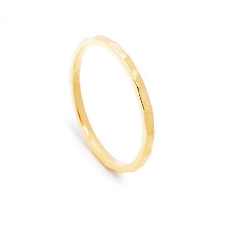 Ring Nina 925 Sterlingsilber 14K vergoldet Test