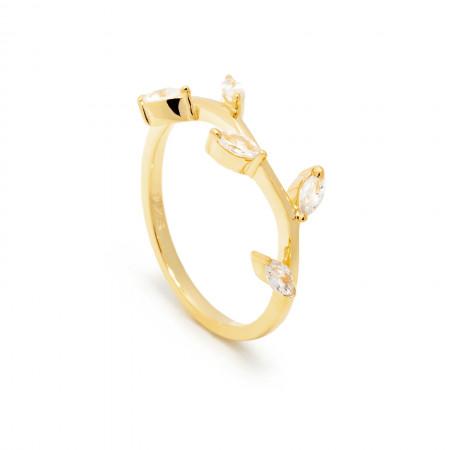 Ring Malia 925 Sterlingsilber 14K vergoldet Test